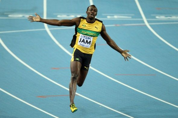 This is the guy I would love to be haha, Being a sprinter for butte it would be phenomenal to be Bolt, his importance to society is the impact he has had on the world of sprinting and that he is a household name