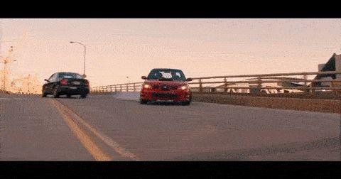Baby Driver's Subaru WRX Stunt Car Offered For Sale On Ebay #ebay #Movie_Cars