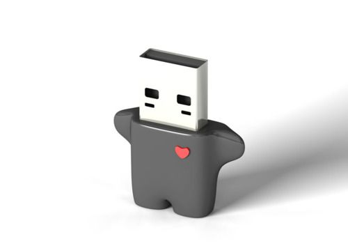 Mr. USB Data Stick.