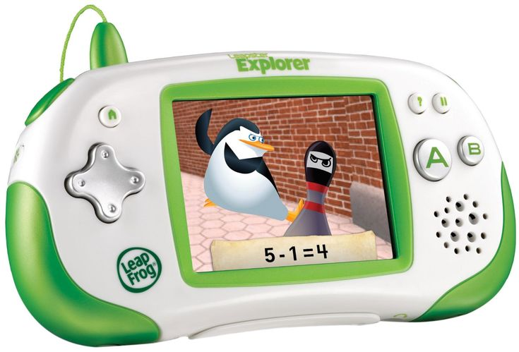 Leapster Explorer Tablet