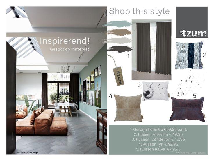 #gordijnen #curtains #inspiration #inspiratie