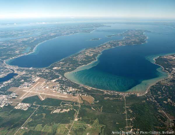Grand Traverse Bay; Traverse City, MI