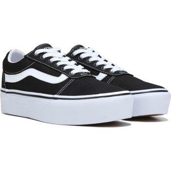 9baf834ea0d Vans Women s Ward Platform Sneaker at Famous Footwear