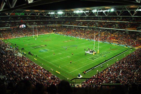 State Of Origin Suncorp Stadium QLD | The Travel Tart Blog