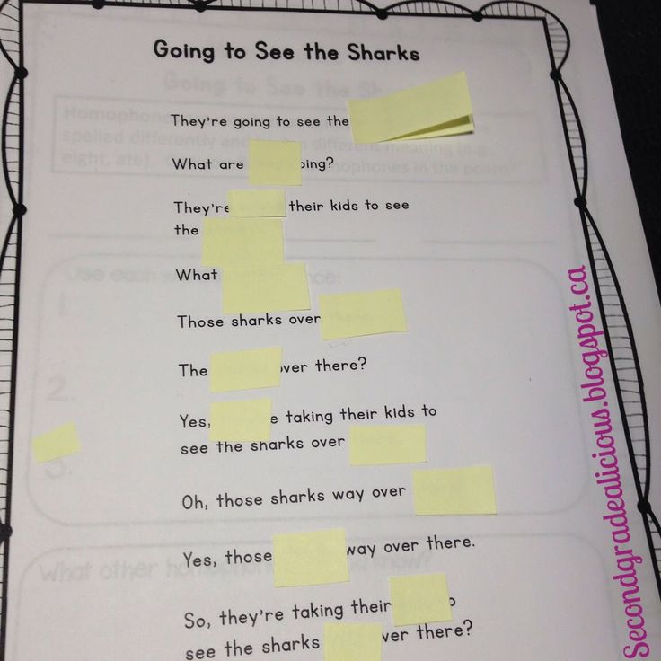 "Use cut up sticky notes to create your own ""guess the covered word"". #poetry #poems #sharedreading"