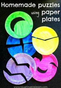 Paper Plate Crafts Toddlers