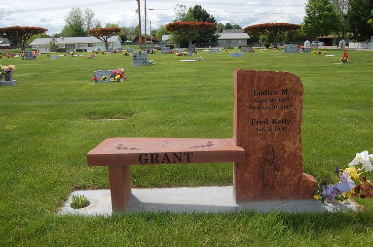 Memorial Monuments: Benches