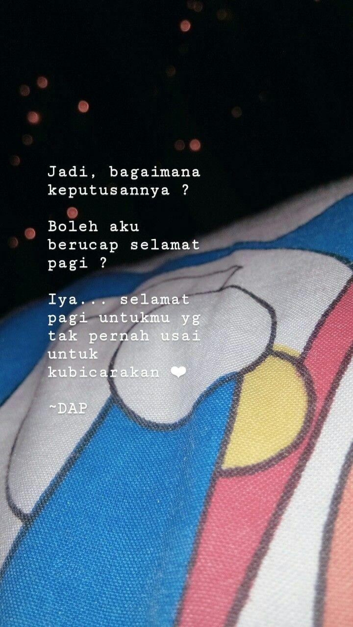 Doraemon Quotes Doraemon Morning Selamat Pagi Quotes Love
