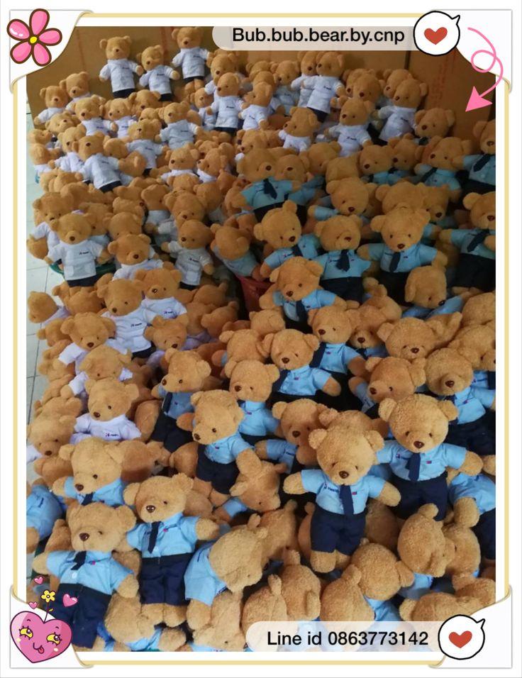 น้องหมี International Health Care แต่งตัวเรียบร้อย...เตรียมเดินทาง ชุด uniform พร้อมลายปัก ทั้งหญิงและชาย  #น้องหมี IHC  🙏🙏🙏🙏🙏🙏🙏  สนใจสอบถามรายละเอียด ร้านตุ๊กตาหมี bub bub bear  Www.facebook.com/bub.bub.bear.by.cnp Tle 081-714-9093 Line id 0863773142