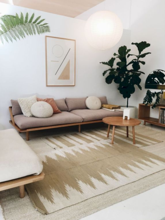 48 Simple Living Room Designs Ideas Roundecor Light Neutral Living Room Home Decor Bedroom Living Room Wood