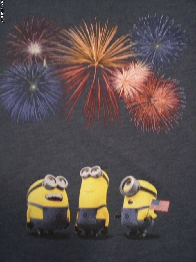 4th of july minions wallpaper - photo #19