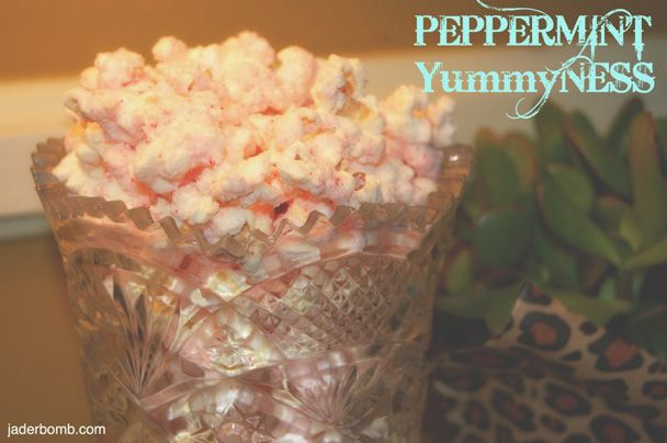 On pinterest candy canes peanut butter popcorn and peanut butter