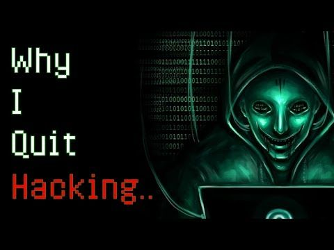 """Horrifying Deep Web Stories """"Why I Quit Hacking.."""" (Graphic) A Scary Hacker Story - YouTube"""