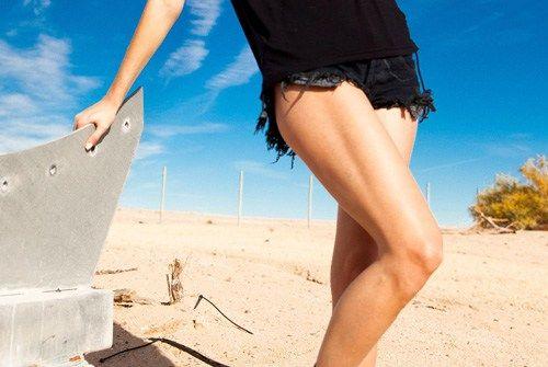 男性の「女性の美脚」に対する意識は「メリハリがある」や「ムダ毛がない」