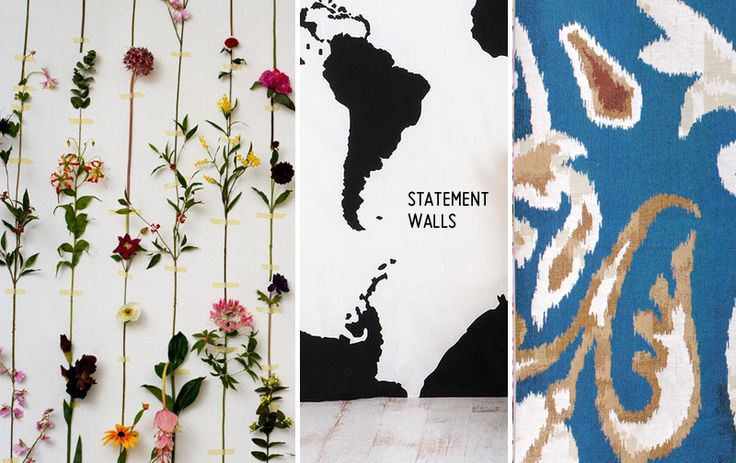 Really cute ideas to fill blank wall space