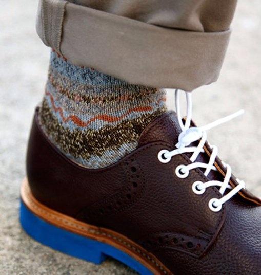 Mark McNairy Saddle Shoe