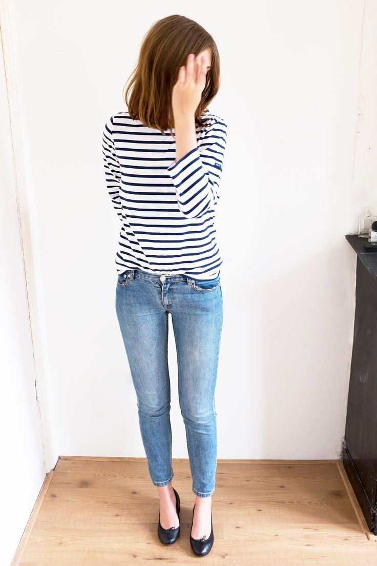 28 best images about sartreuse on pinterest linen shirts for St james striped shirt