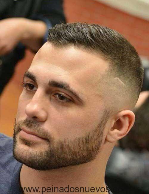 Corte de pelo corto para hombres 2019