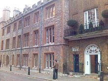 Westminster School - Casa de Liddell
