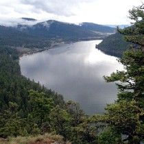 Paul Lake , Kamloops , B.C.  #Kamloops #BCInterior #lake