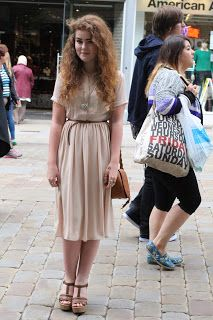 Classy Chic on Manchester Street Style Blog by Pretty Disturbia