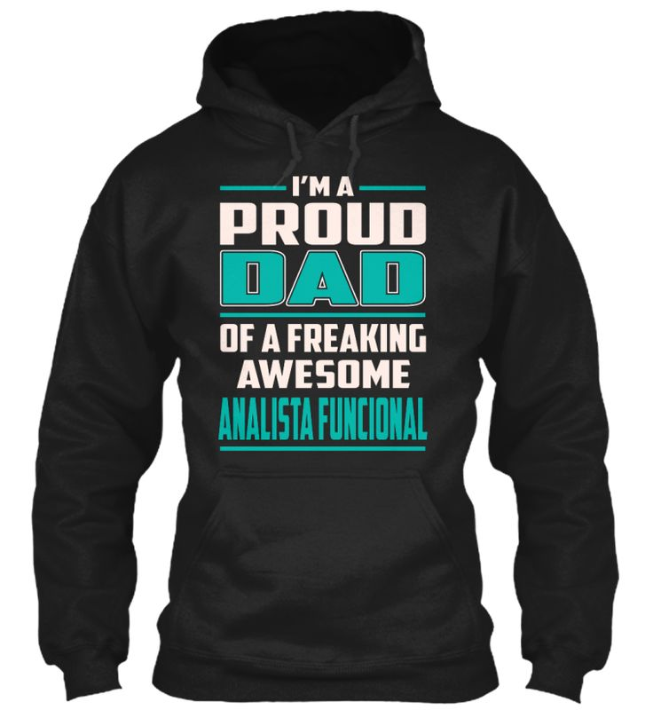 Analista Funcional - Proud Dad #AnalistaFuncional