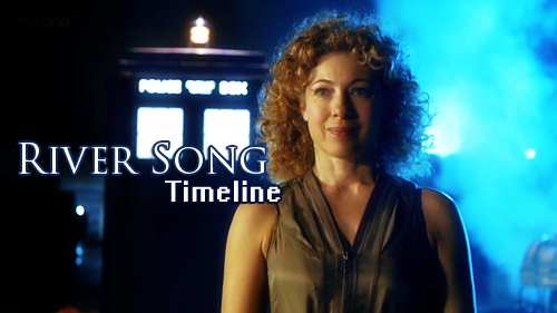 One big SPOILER!!! The best River Song Timeline I've seen! this helps me understand River soo much. and i still think she is coming back sometimes