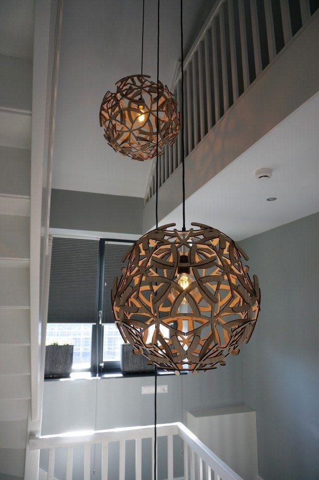 Pendant Lighting Set For Entrance Hallway Lampshapers