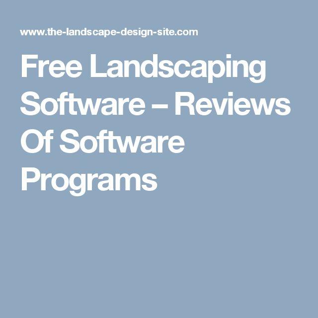 1000+ Ideas About Free Garden Design Software On Pinterest