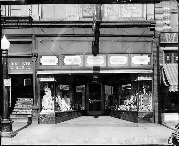 Walgreens Decatur s first Walgreens store  which arrived in was at 217 N   Water St   shown here in  H file photo. 17 Best images about Walgreen s on Pinterest   Drug store  Neon
