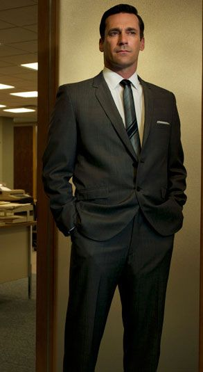 """Not much is known about the enigma """"Don Draper,"""" but he is the definition of #Swag"""
