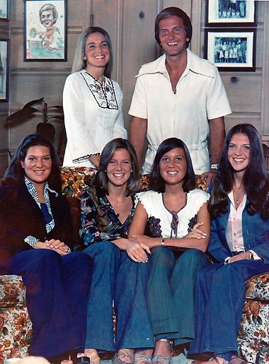 145 best pat boone images on pinterest celebrities celebs and the pat boone family front laury debby linda cherry back fandeluxe Choice Image