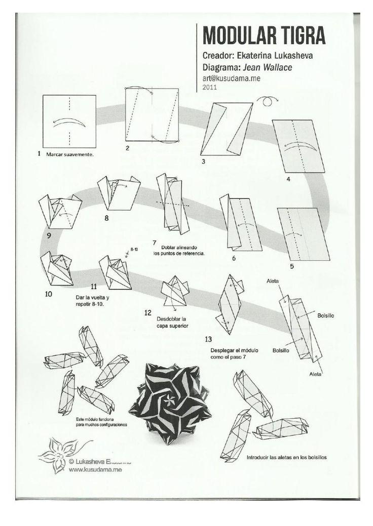 1547 best origami kusudamas images on pinterest