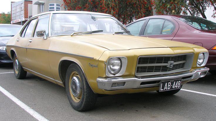 Holden Kingswood HQ 1971