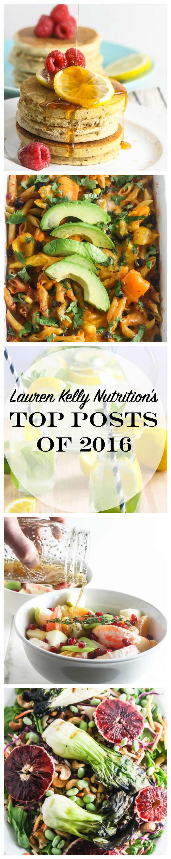 Lauren Kelly Nutrition's Most Popular Recipes of 2016
