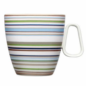 iittala Origo Beige Mug w/Handle - Click to enlarge