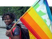 Vi presento John Mpaliza, il Peace Walking Man / Notizie / Home - Unimondo
