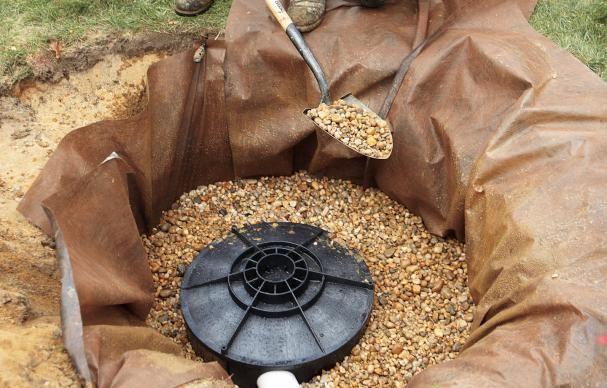 How To Install A Dry Well Landscaping Dry Well Yard