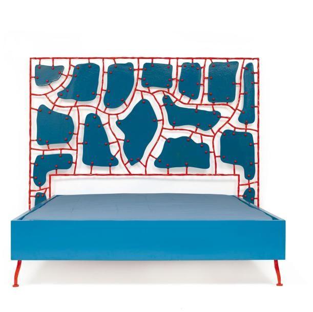 les 25 meilleures id es de la cat gorie t te de lit en fer forg sur pinterest d cor mural. Black Bedroom Furniture Sets. Home Design Ideas