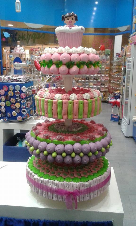 Una gran tarta de Duldi Valencia para una ocasión muuuuy especial.