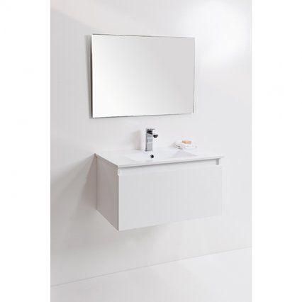Michel Cesar Lorelle 750 Wall Hung Vanity