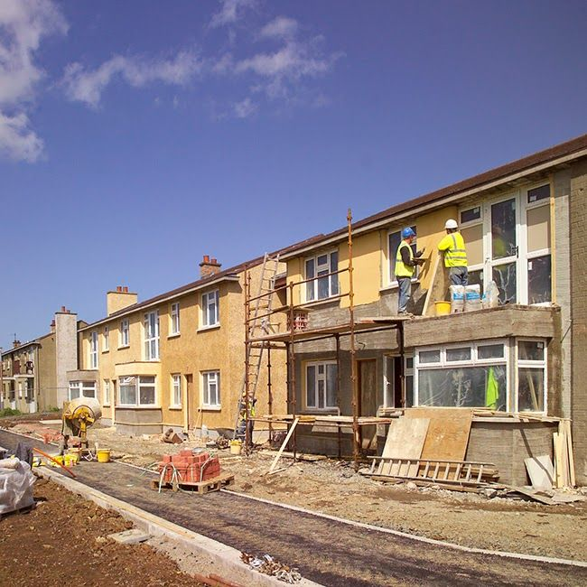 ireland social housing history and evolution Ireland price history  ireland's housing cycle  the country needs close to 50,000 homes a year to cater to underlying housing demand - both market and social .