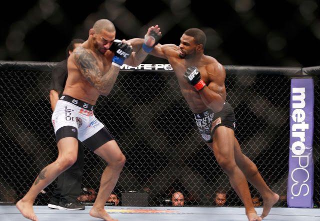 #UFC: Tyron Woodley no enfrentará a Georges St. Pierre sino a Stephen Thompson