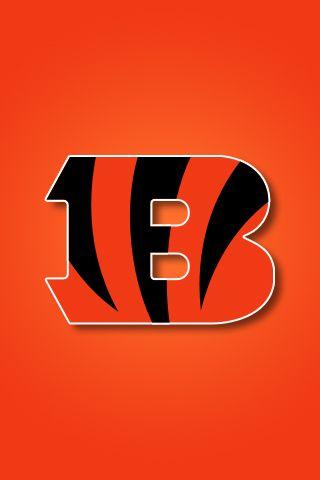 96 best nfl logos images on pinterest - Cincinnati bengals iphone wallpaper ...