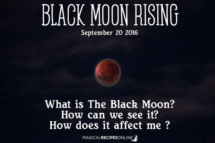Magical Recipies Online   black moon rising