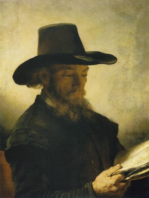 List Of Rembrandt Paintings