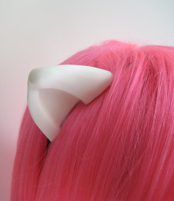 Diclonius Horns Lucy Nyuu Nana from Elfen Lied by FeralWorks