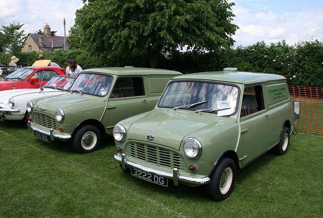 mini vans | Mini Vans | Flickr - Photo Sharing!