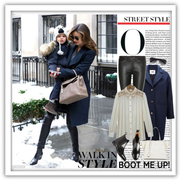 """""""Walk In Style: Chelsea Boots"""" by loz-s on Polyvore"""