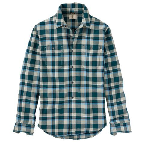 Shop Timberland for Peabody River men's check shirts: Get outside in style.